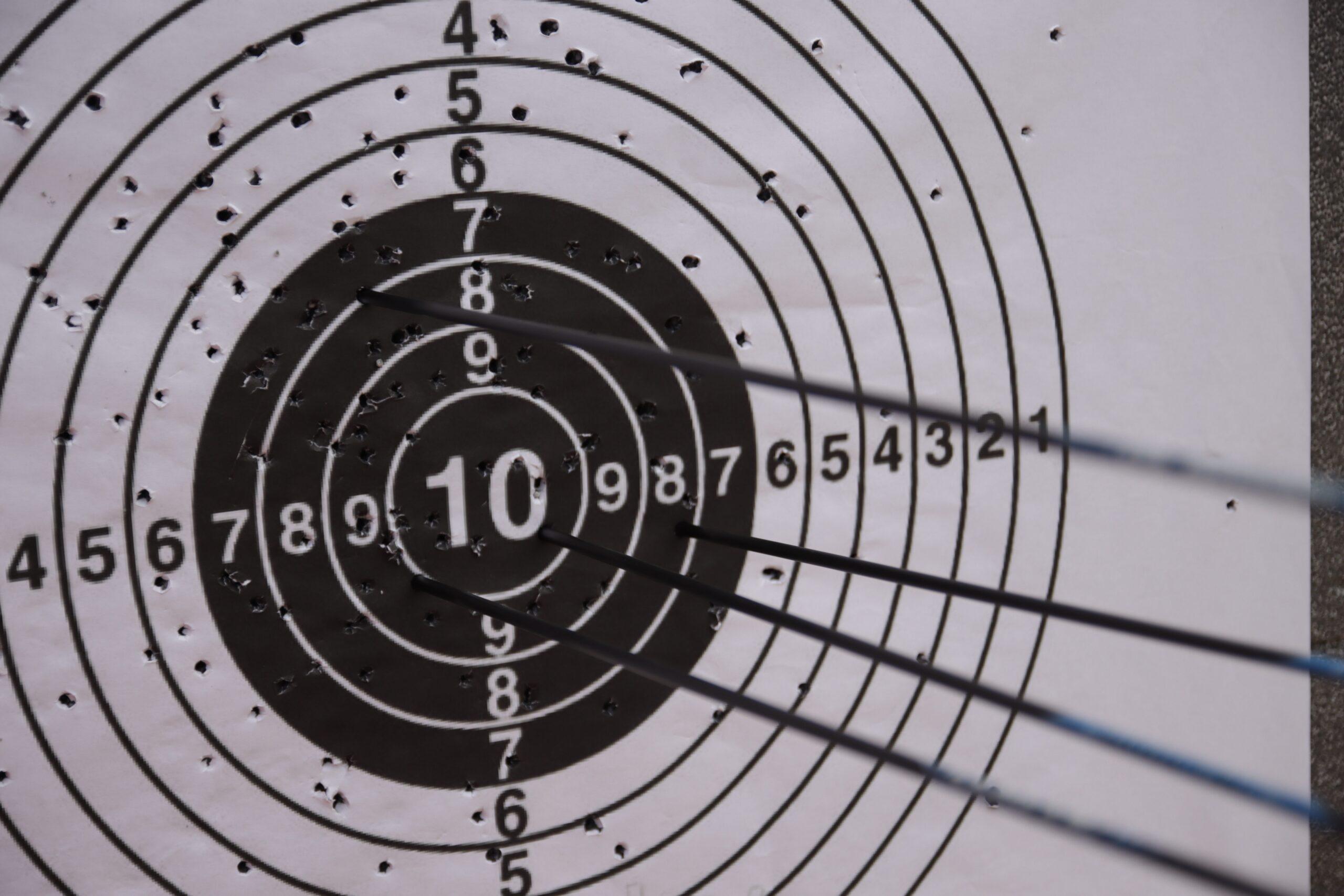 Областные соревнования по стрельбе 2020